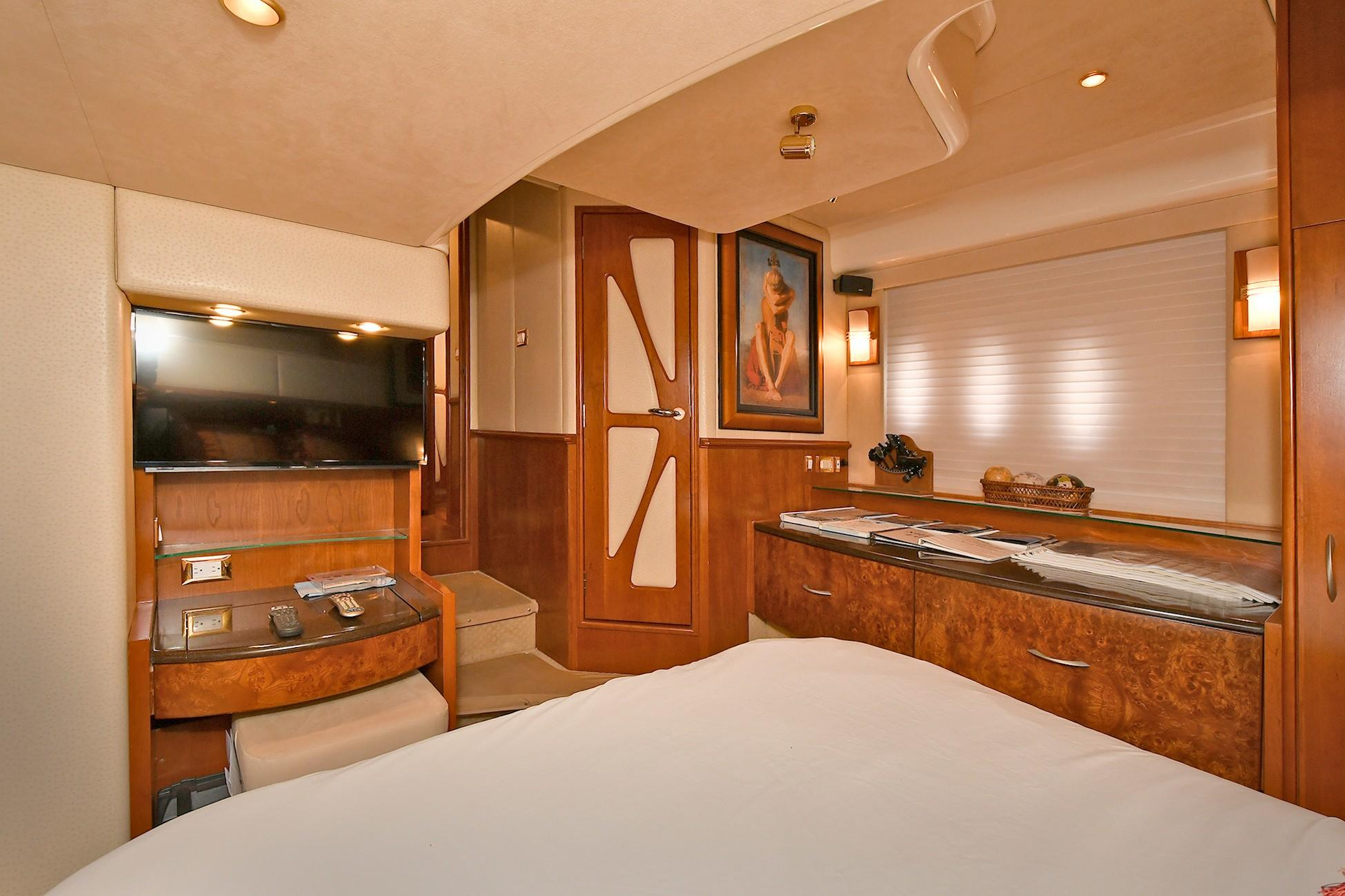 Master Stateroom - Aft View