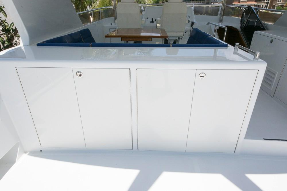 Boat Deck Storage
