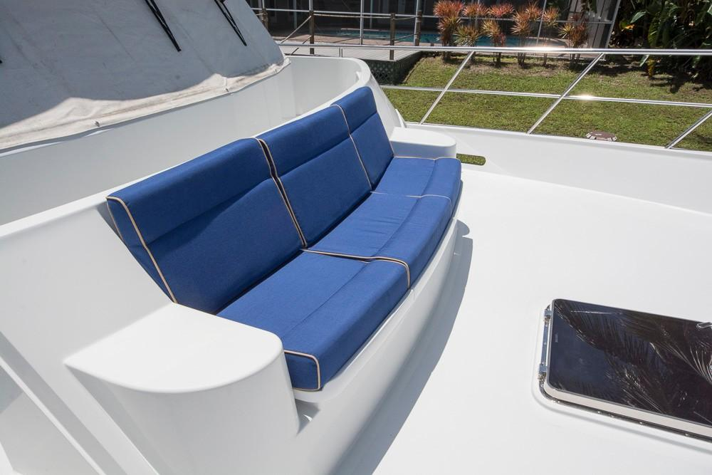 Foredeck Seating 2