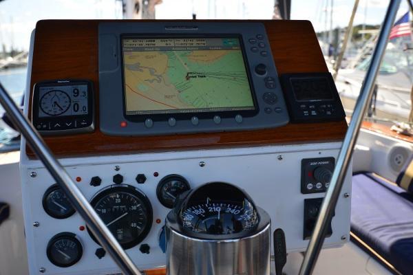 Gulfstar 60 BoatsalesListing Brokerage
