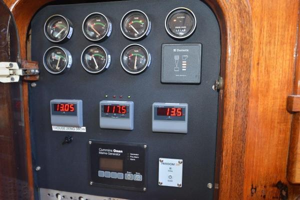 Gulfstar 60 BoatsalesListing Buy