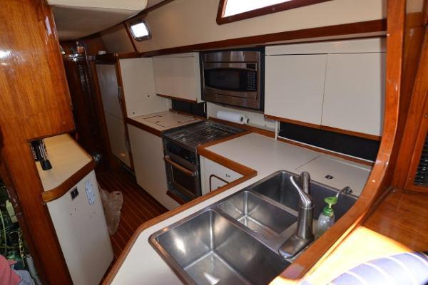 Gulfstar 60 Brokerage Purchase