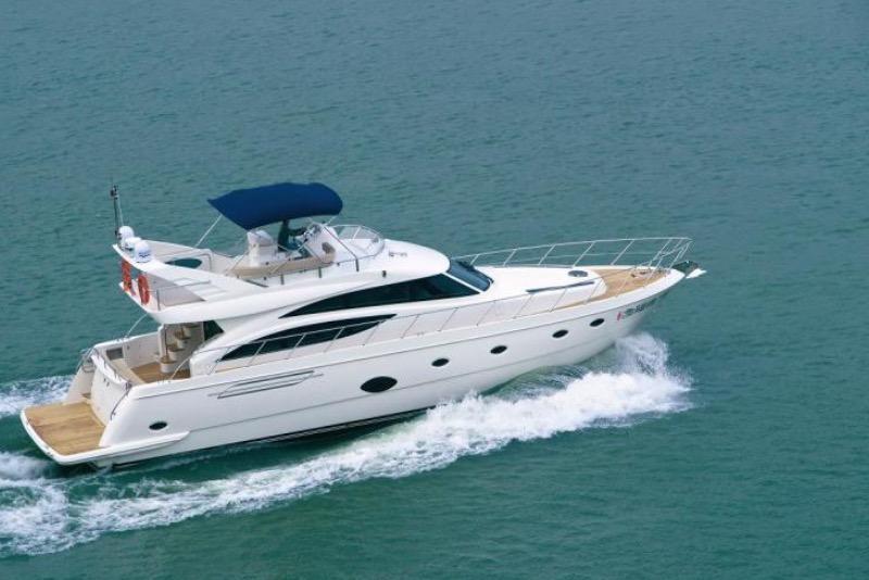 60' Allmand Yachts 2017 60 Yacht
