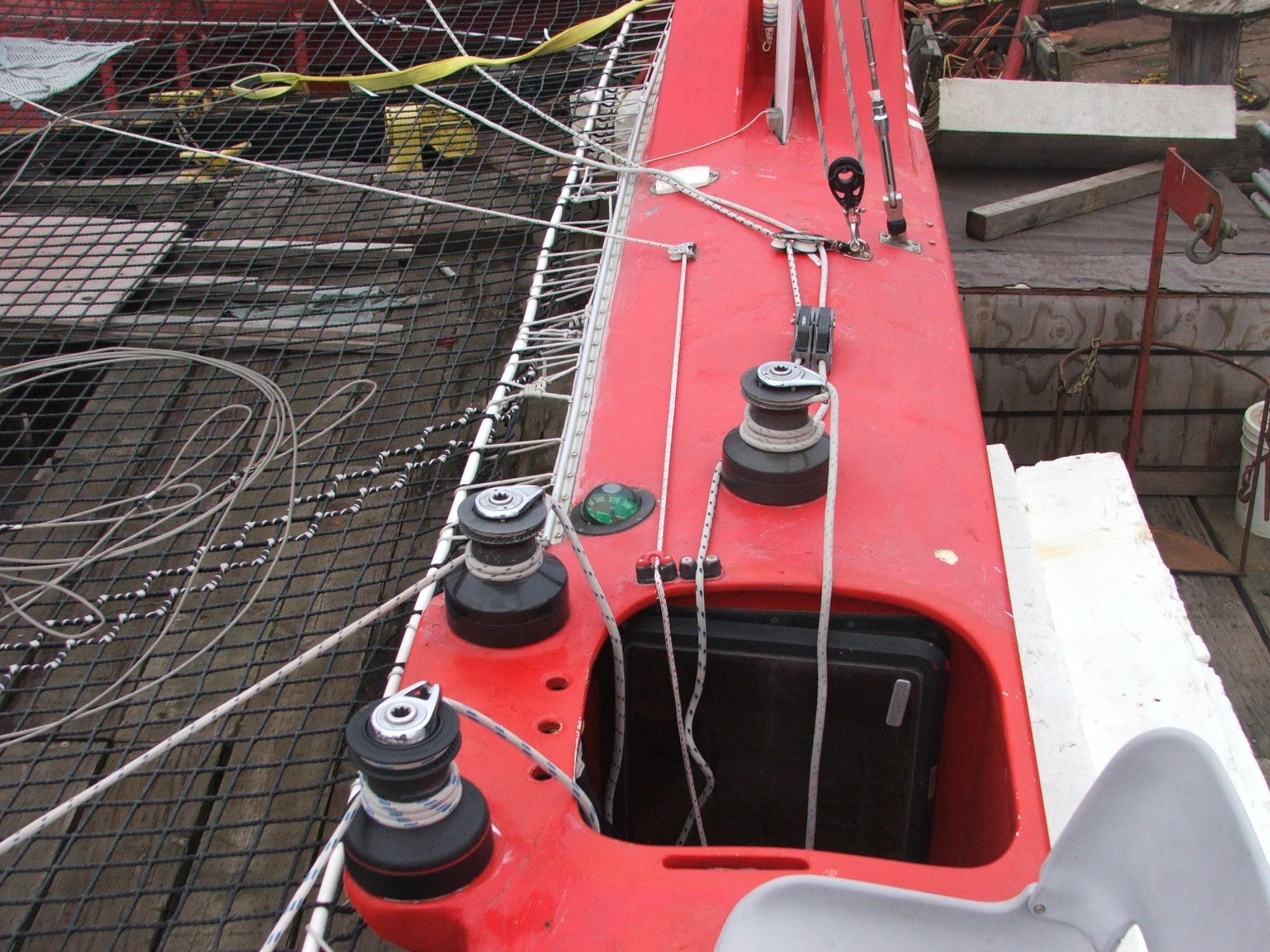 Jutson Formula (Pro) 40   MultiYB - Multihull Yacht Brokerage