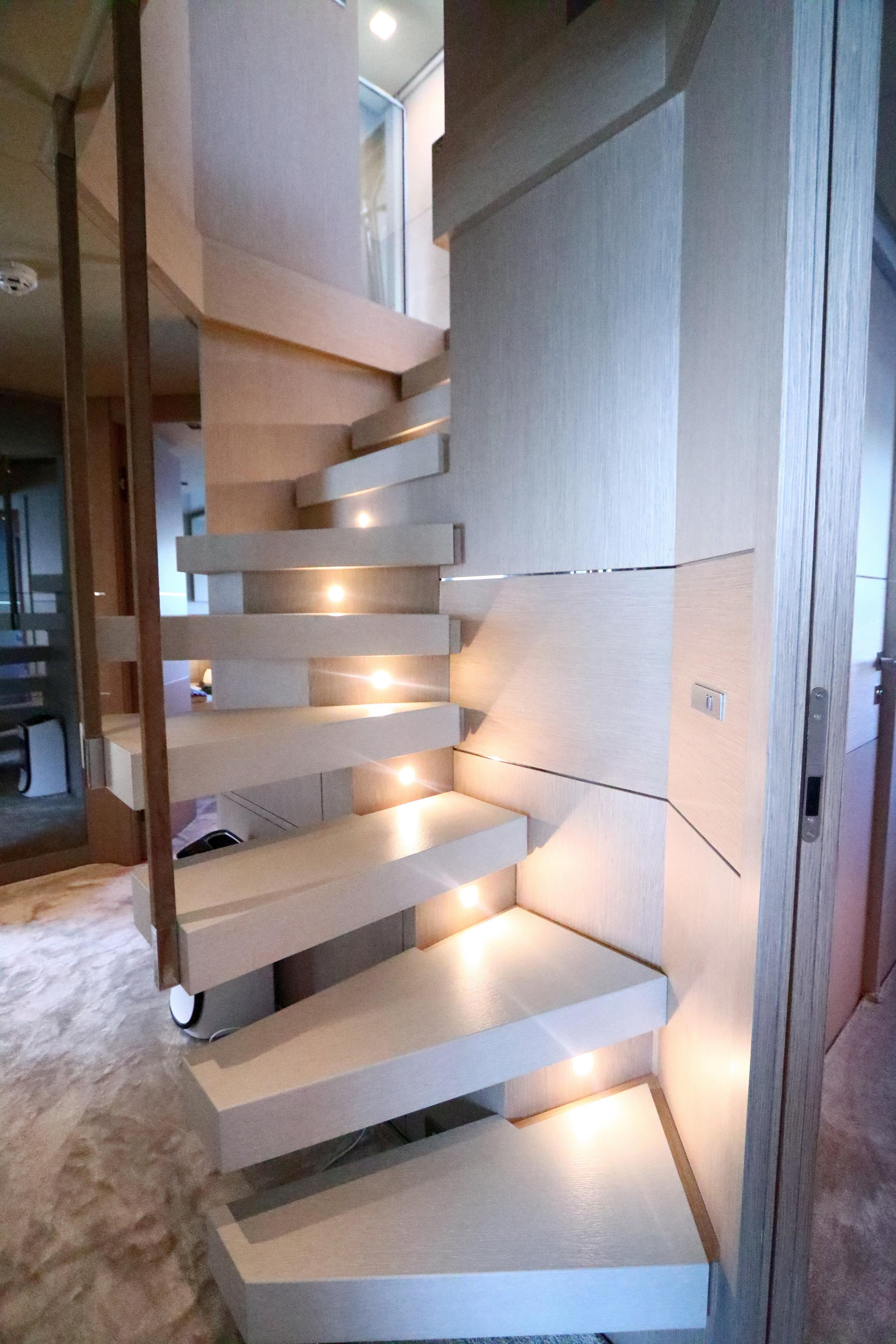 Custom Line 108 - Stairway