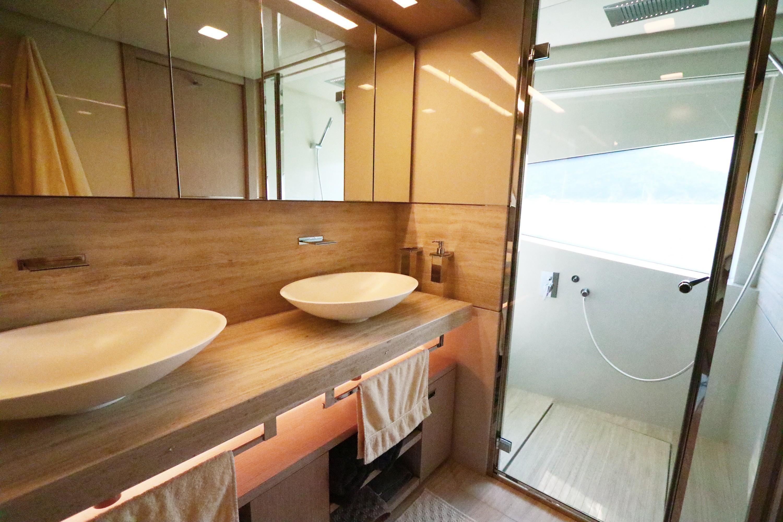 Custom Line 108 - Master Bathroom