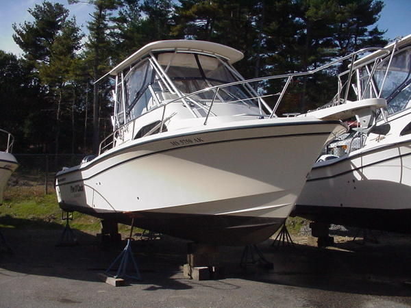 Grady White 282 SAILFISH Sports Fishing Boats. Listing Number: M-3241896