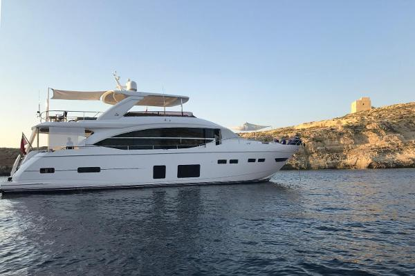 Princess Motor Yacht Sales - Used Princess 75 Motor Yacht