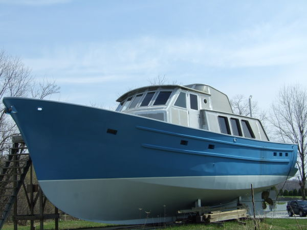56 seaton trawler 2013 for sale in new buffalo  michigan