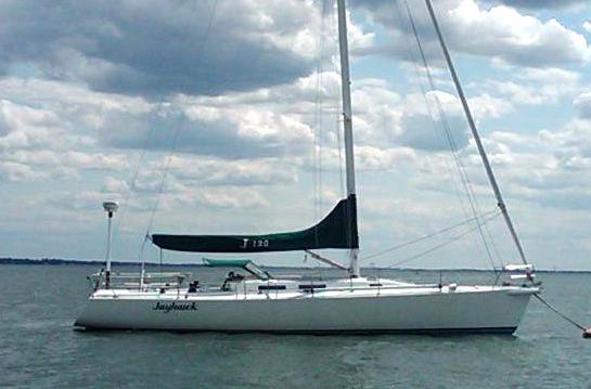 43' J Boats J/130 Shoal Keel
