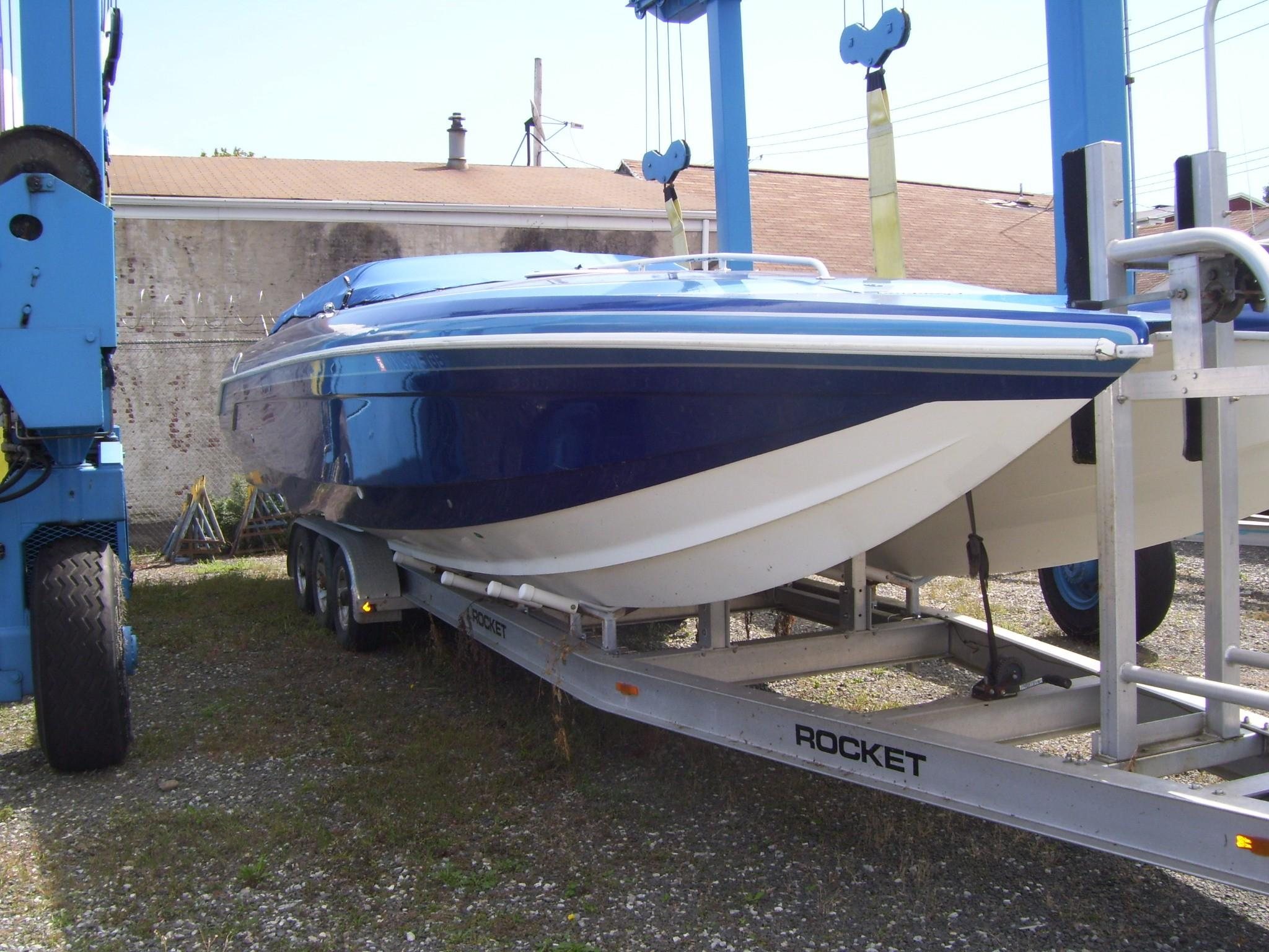 2002 Mares 38 High Performance W/TRL  United States - Sail