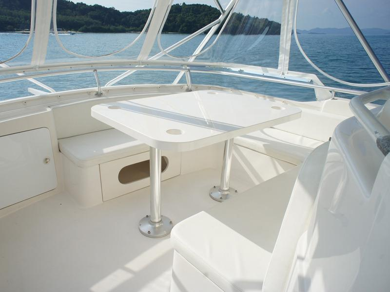 Bertram 510 - Flybridge