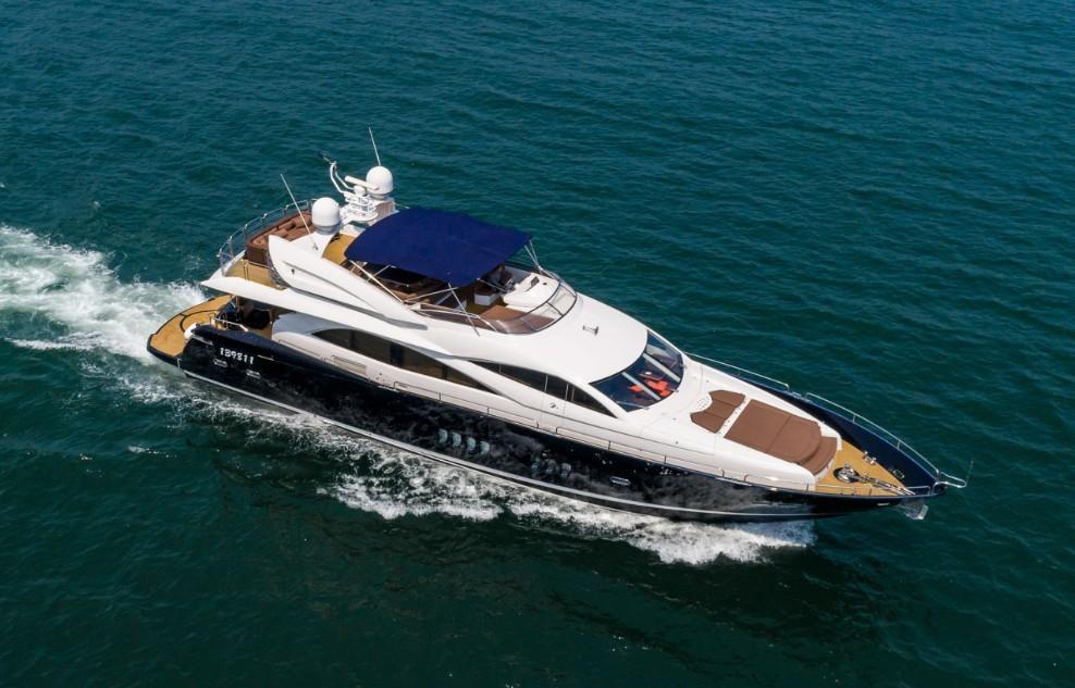 91.83 ft Sunseeker 90 Motor Yacht