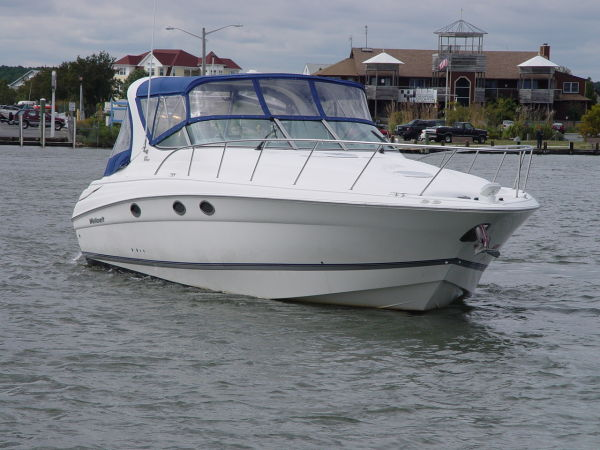2001 Wellcraft 3700 Martinique