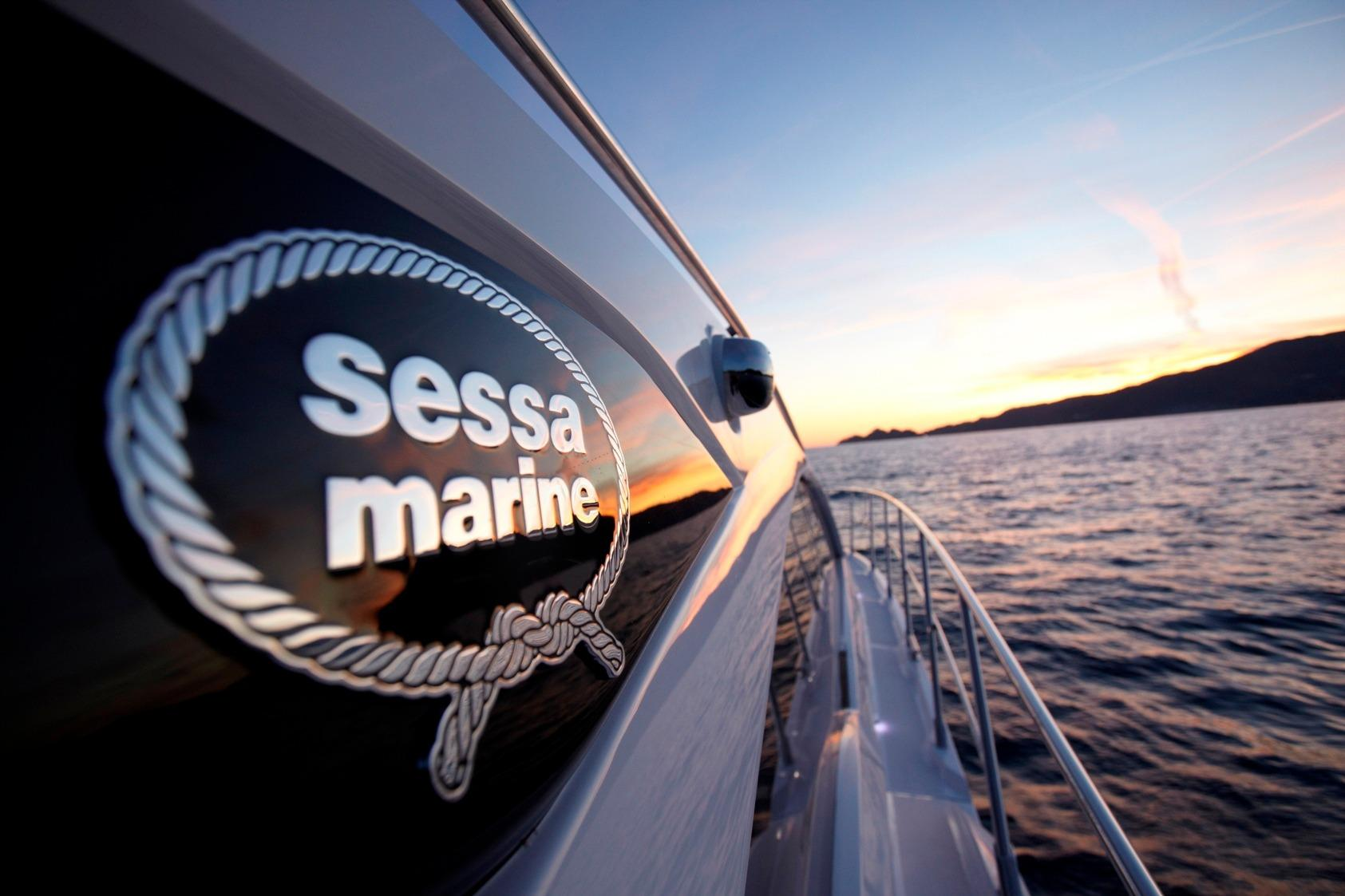 Manufacturer Provided Image: Sessa C48 Logo Detail