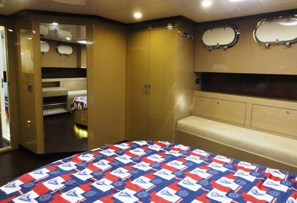 27 M. Gulet Double And Confortable Cabin