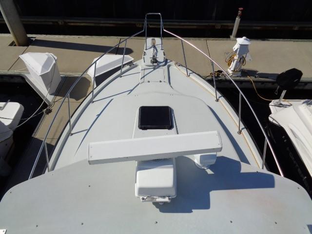 Rampage Sportfish - forward from tuna tower