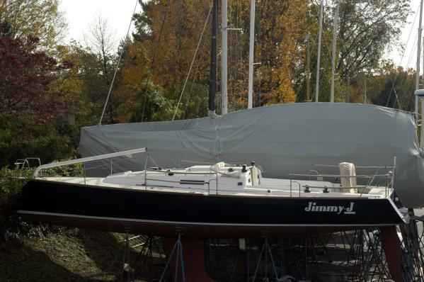 41' J Boats J/124