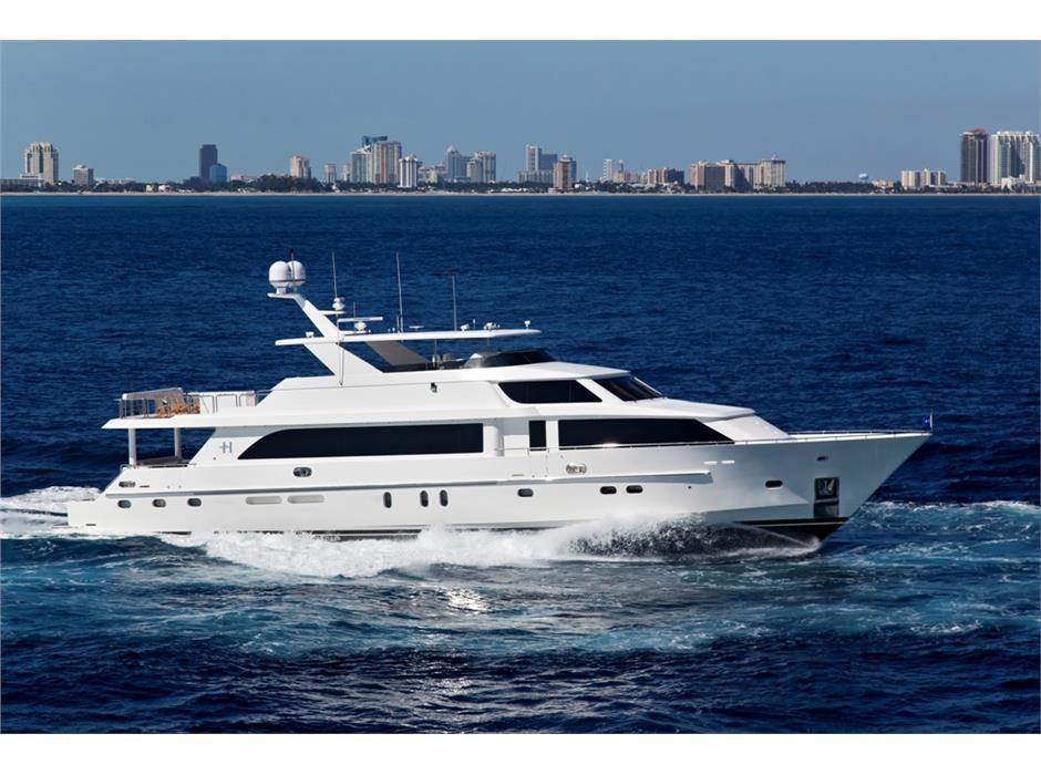 114' Hargrave Raised Pilothouse Motor Yacht DONNA MARIE