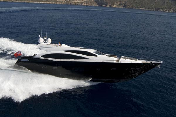 92.32 ft Sunseeker Predator 92 Sport