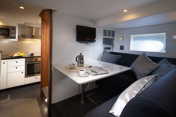 Manufacturer Provided Image: Crew Cabin