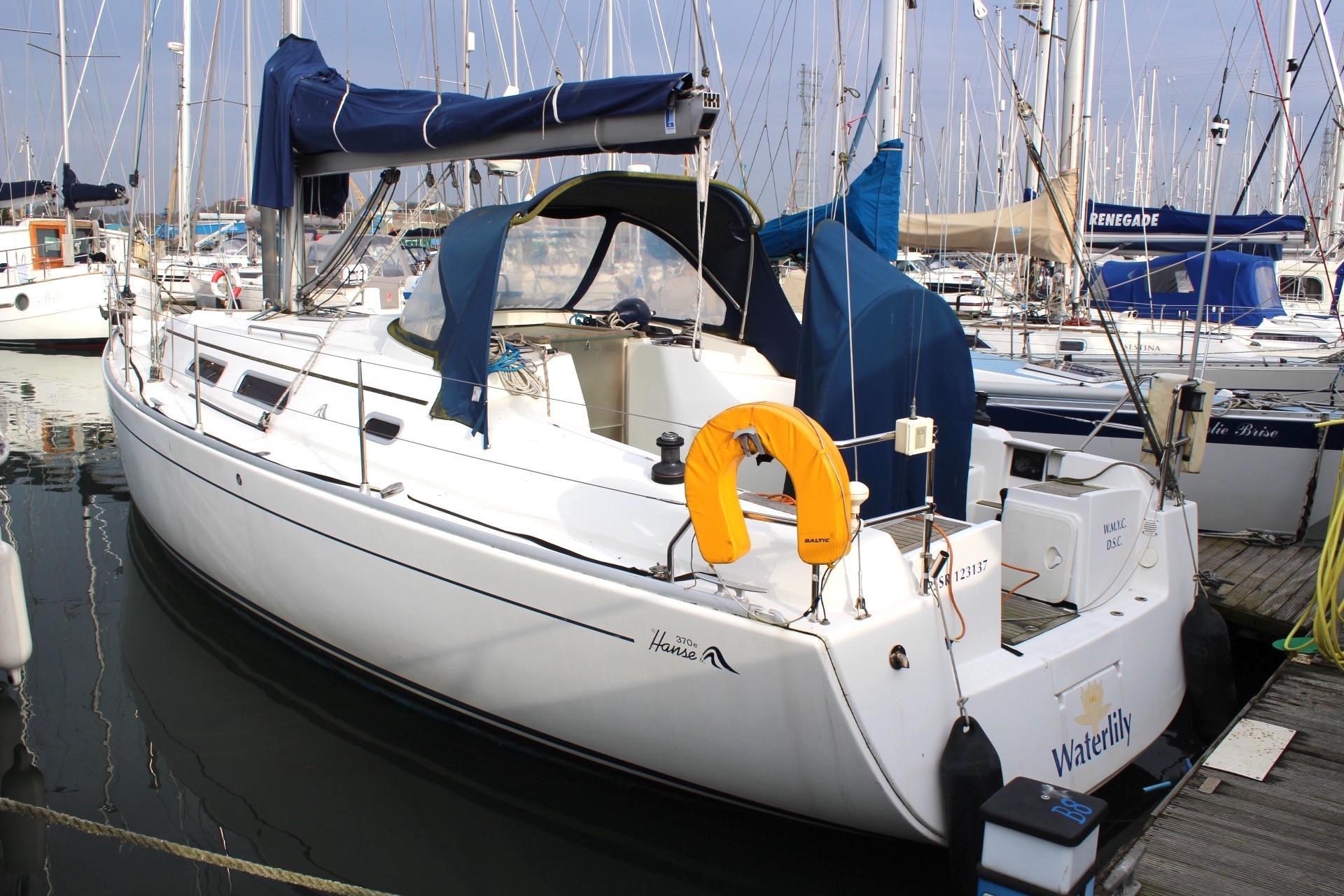 Hanse 370E