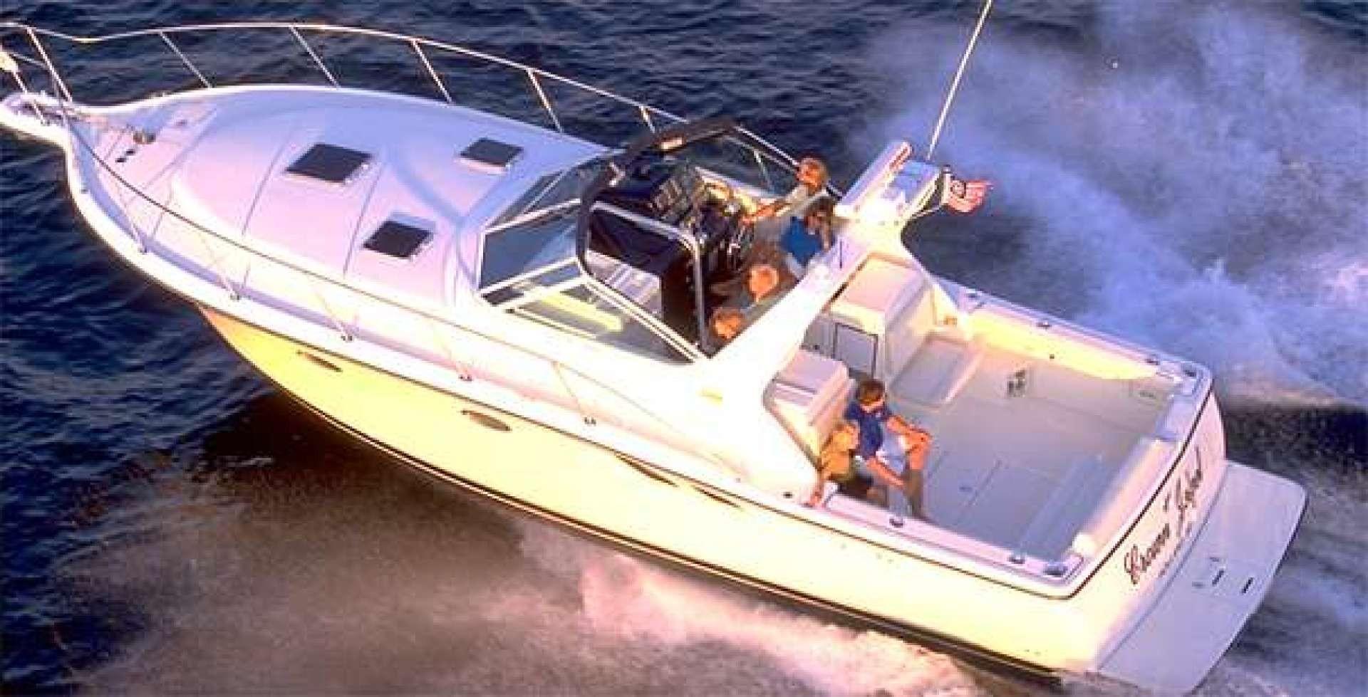 35' NO NAME 2000 Tiara 3500 Open Cruiser Motor Yacht