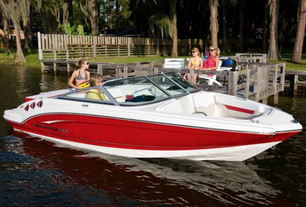 2011 Chaparral 186 SSi For Sale