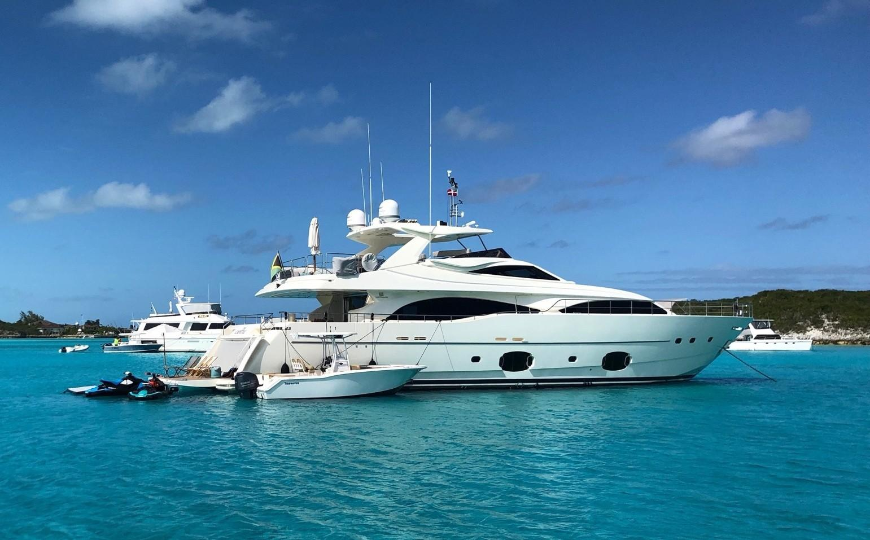 97' Ferretti Yachts 2008