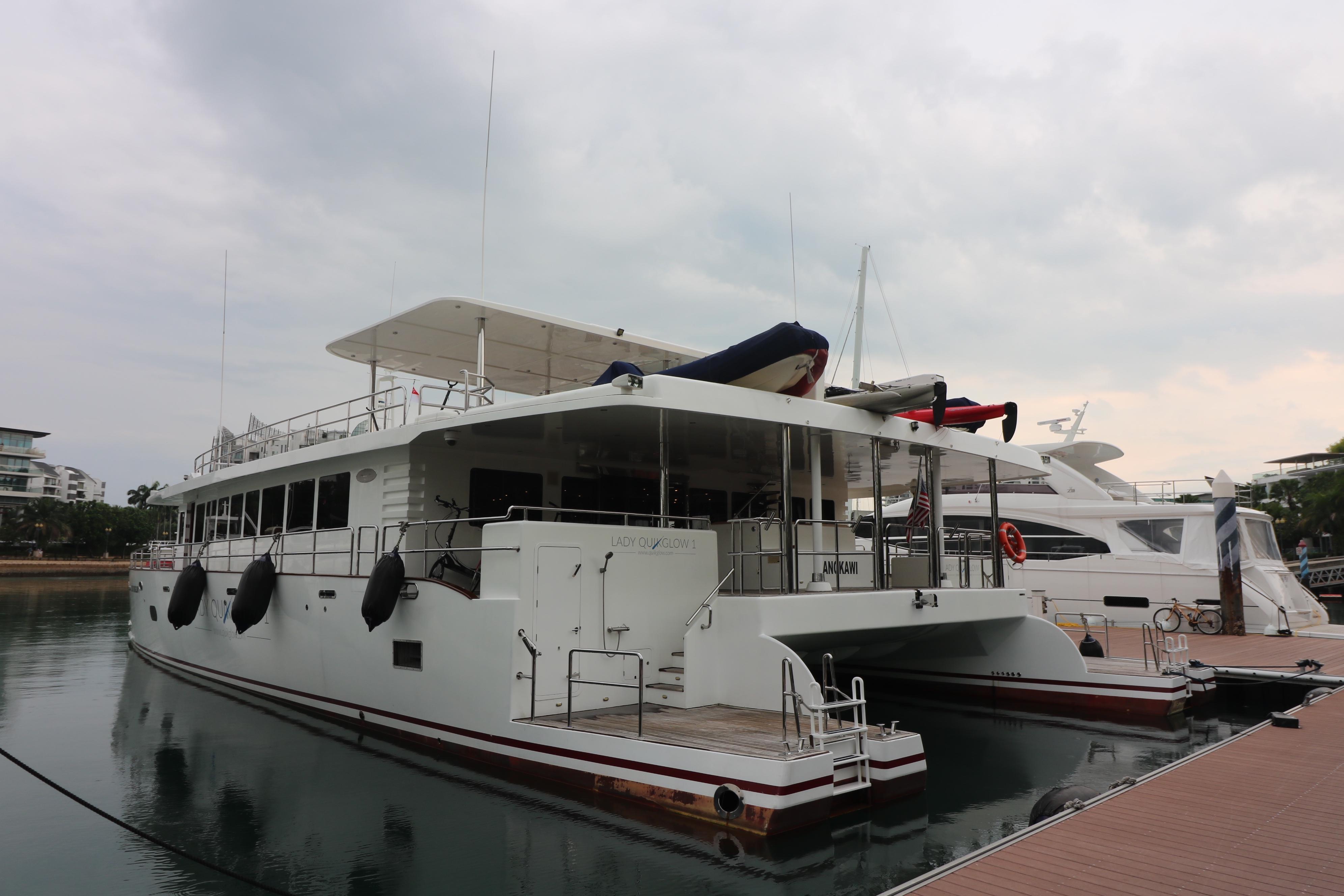 77 Power Catamaran-1