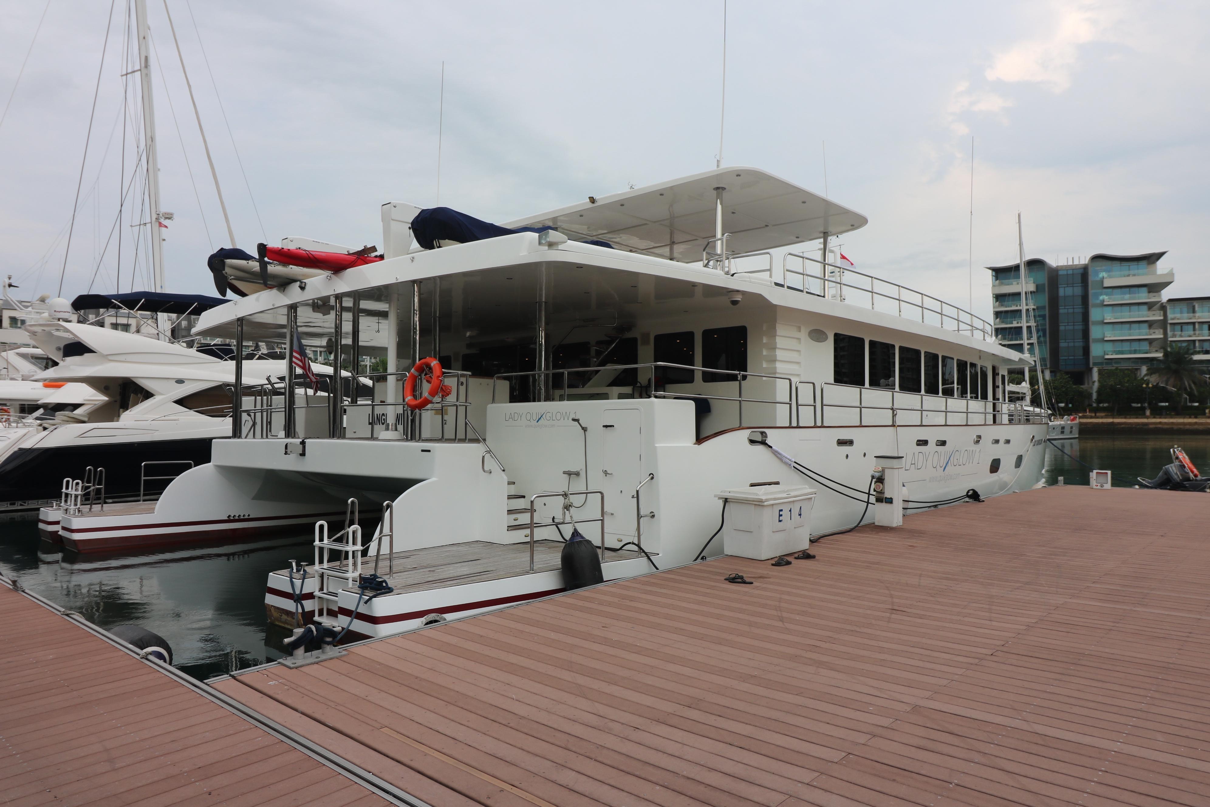 77 Power Catamaran-2