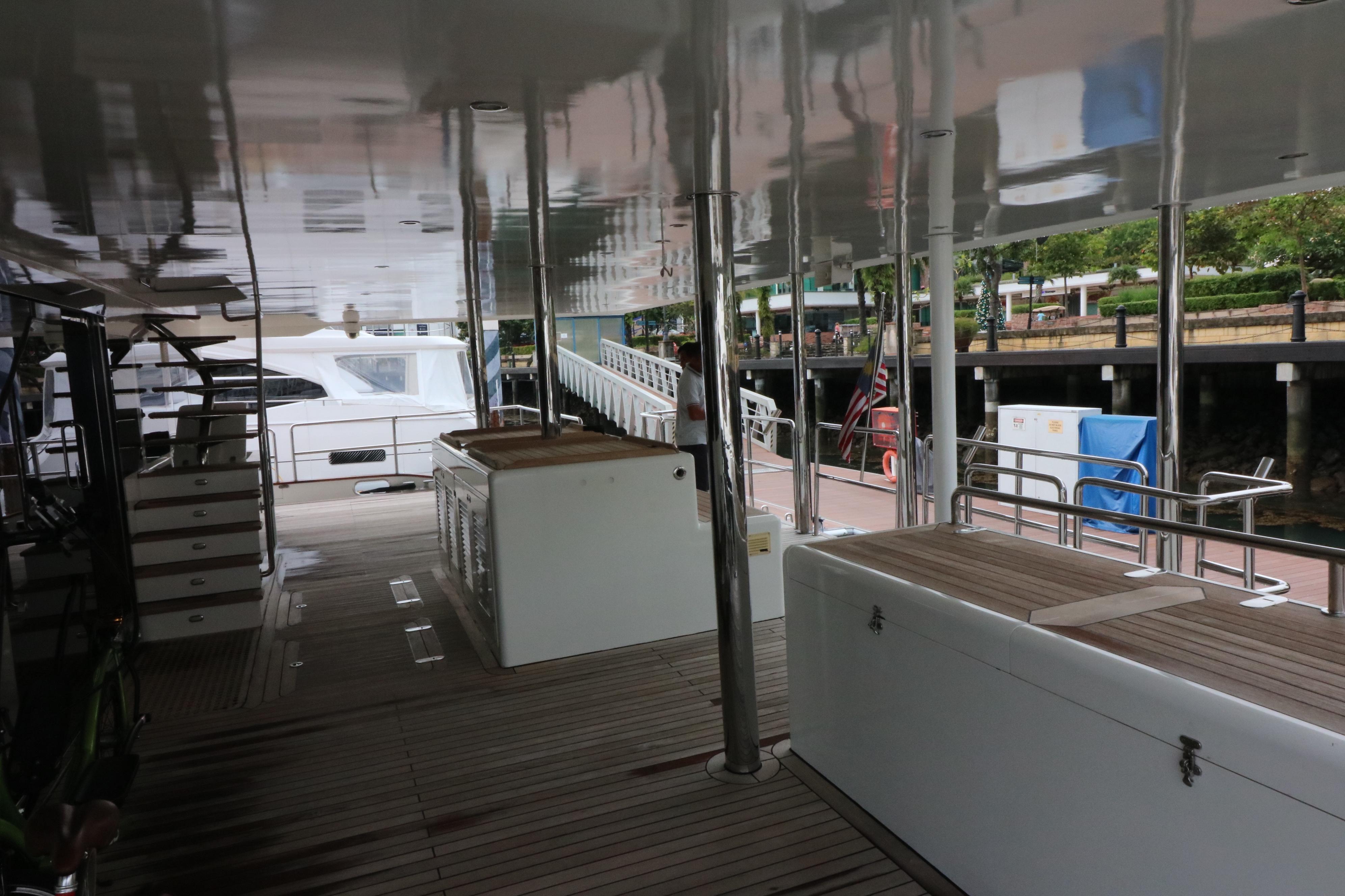77 Power Catamaran-7