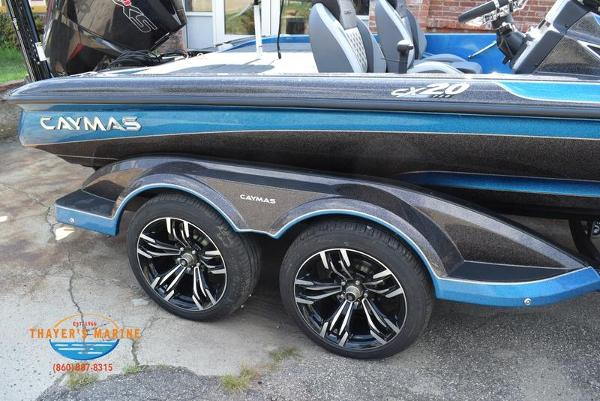 2021 Caymas boat for sale, model of the boat is cx20 pro & Image # 40 of 51