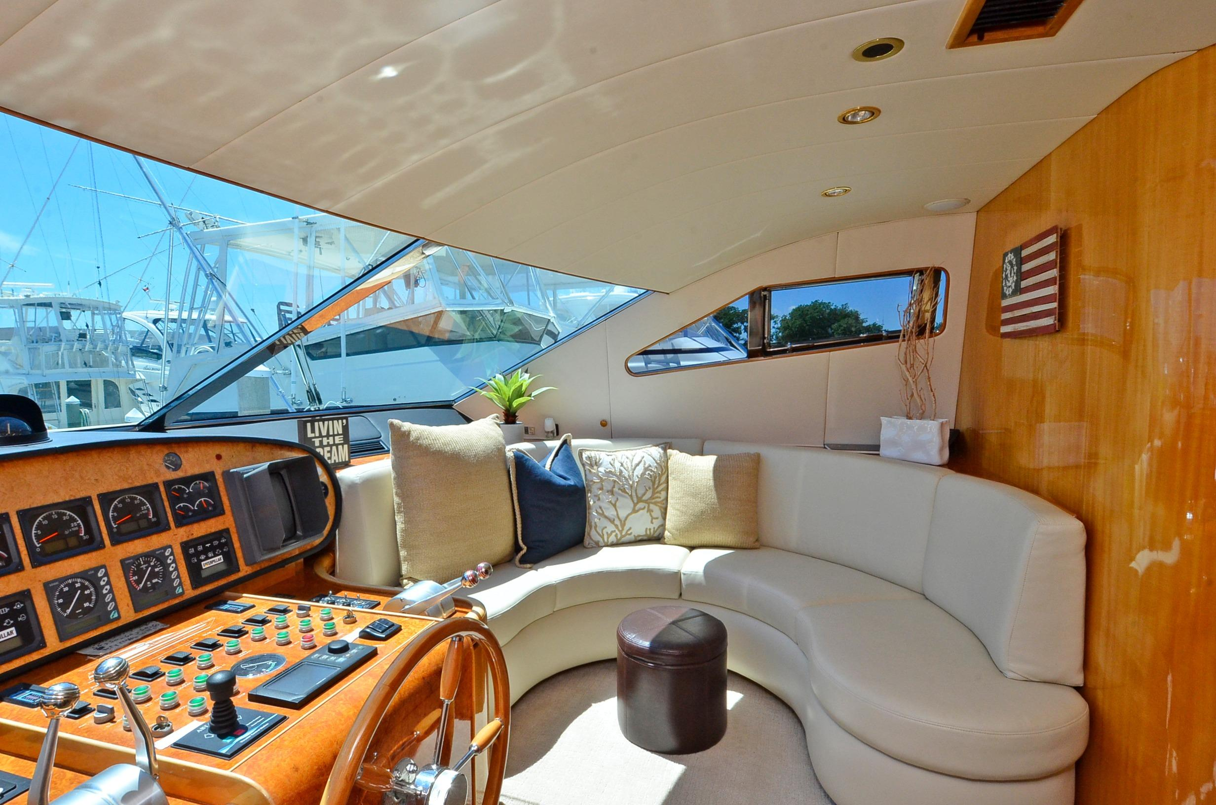 Pilothouse Companion Seating