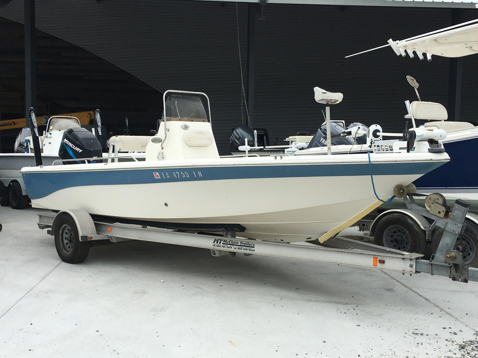 2006 NAUTIC STAR 2110 for sale