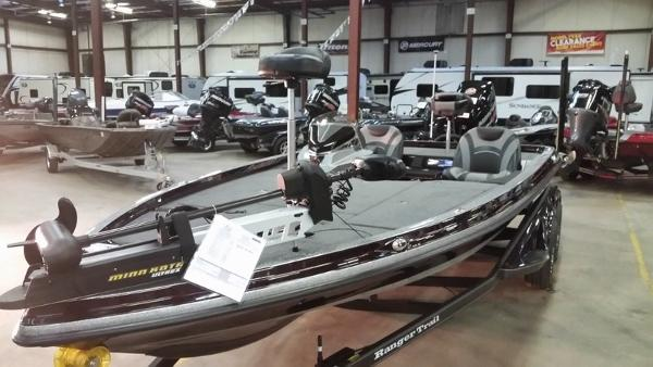 2018 Ranger Boats boat for sale, model of the boat is Z521L & Image # 2 of 12