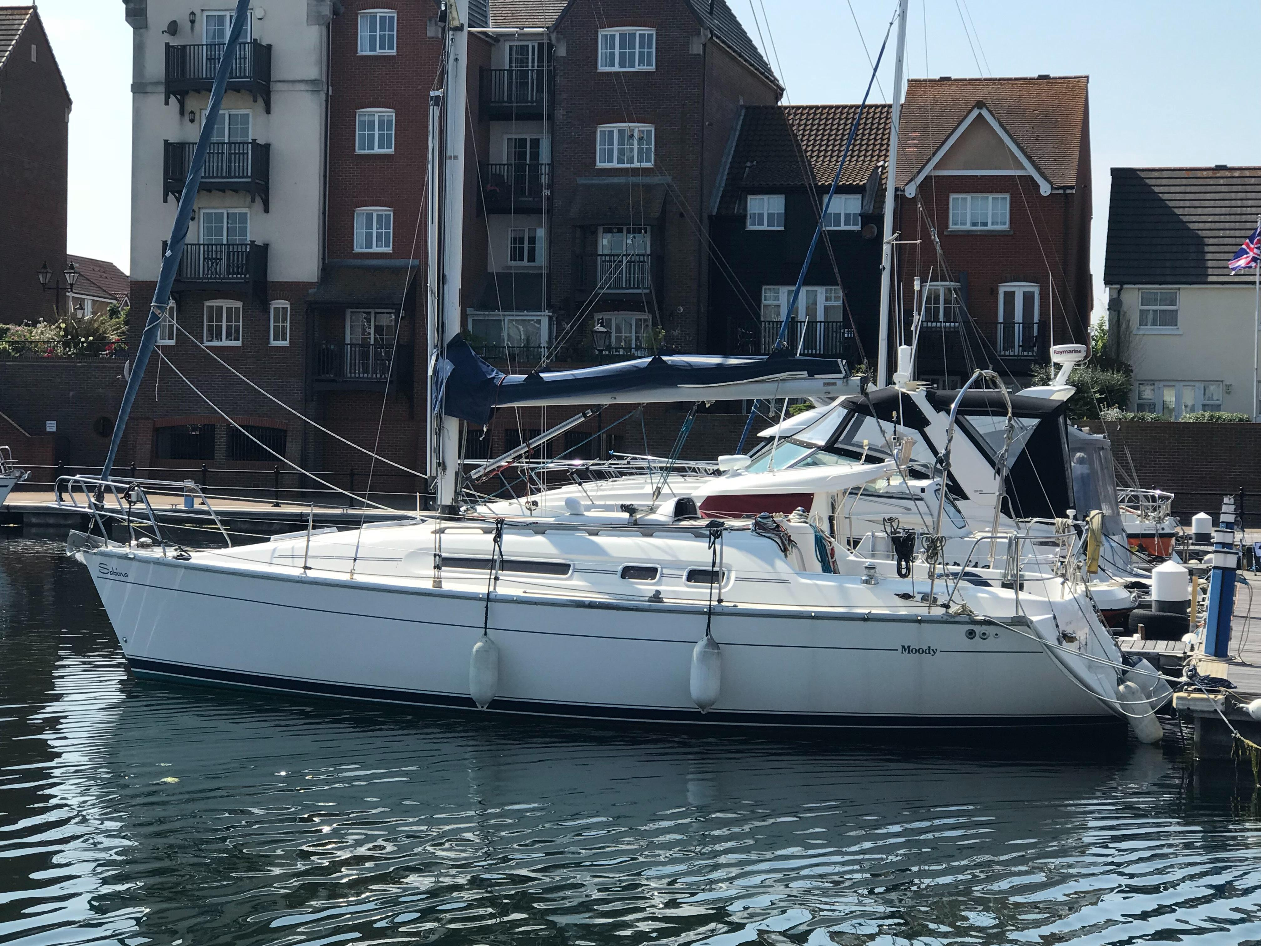 Moody S31 for sale - Bates Wharf