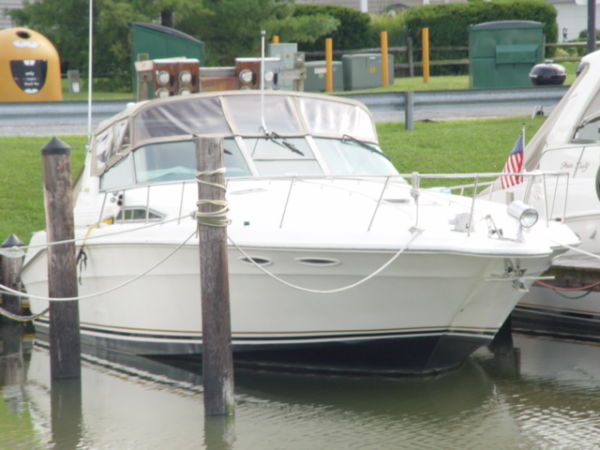 1993 Sea Ray 400 EXPRESS