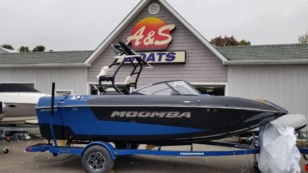2021 MOOMBA MONDO for sale