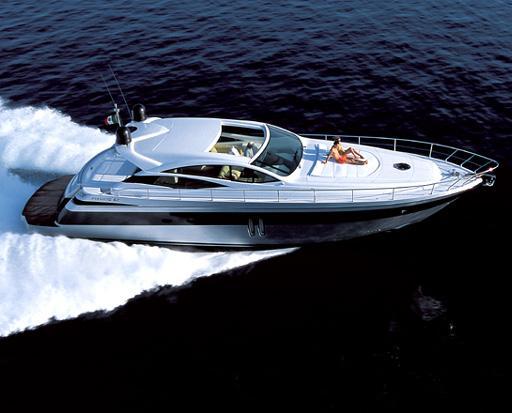 Pershing 62. Length: 63.75 feet. Model Year: 2007. Price: €1200000