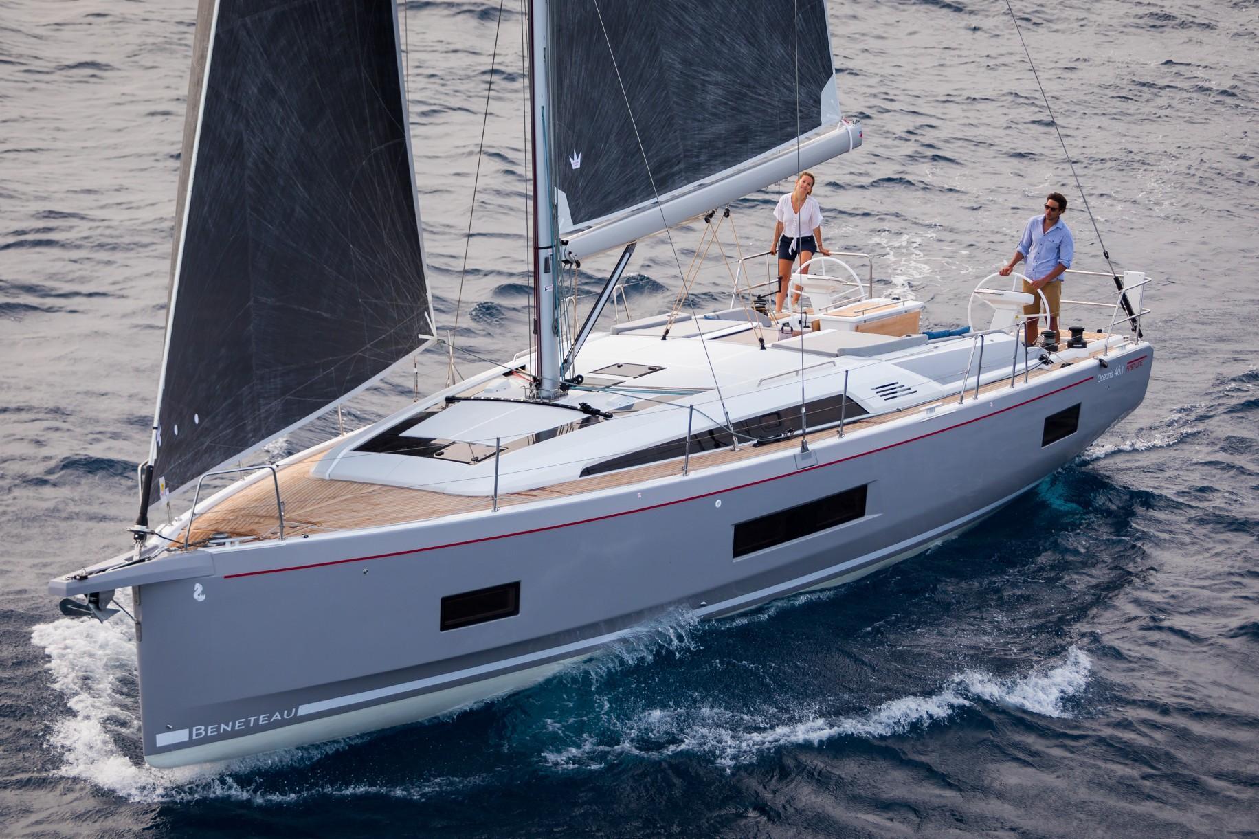 47 Beneteau 2019 Elliniko Denison Yacht Sales