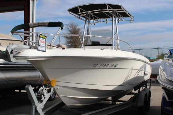 2002 Wellcraft 210 Fisherman For Sale