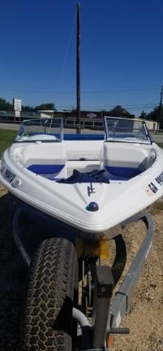 2005 Baja boat for sale, model of the boat is 192 Islander & Image # 2 of 5