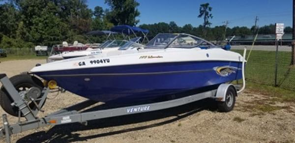 2005 Baja boat for sale, model of the boat is 192 Islander & Image # 3 of 5