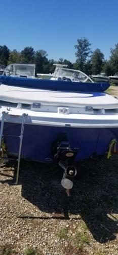 2005 Baja boat for sale, model of the boat is 192 Islander & Image # 4 of 5