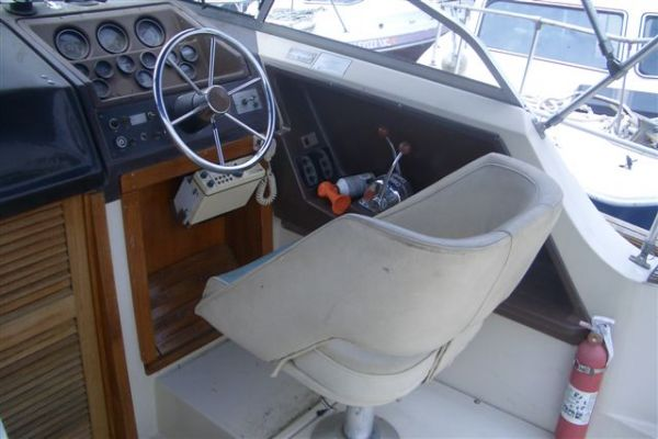 Captain's Chair With Graet Support