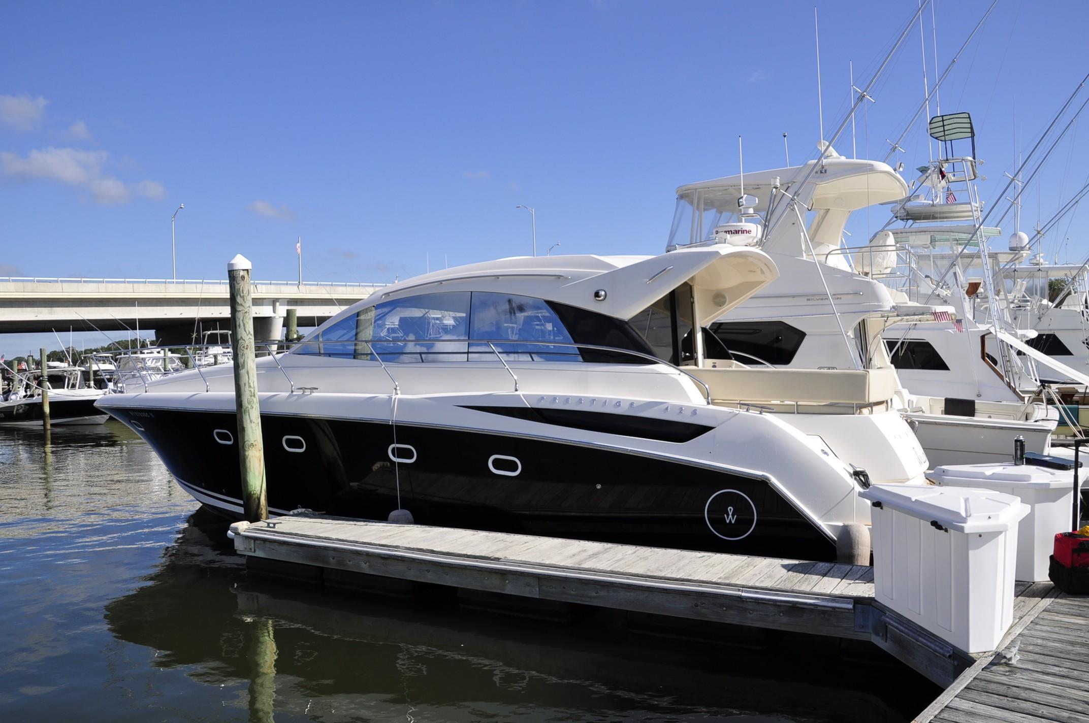 44 Prestige Lazar D 2009 Ile Au Noix Denison Yacht Sales