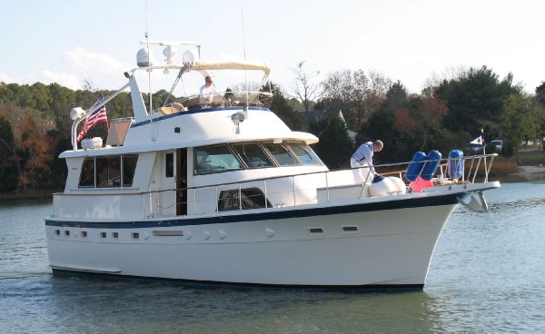 Used Hatteras 530 Motoryachts For Sale
