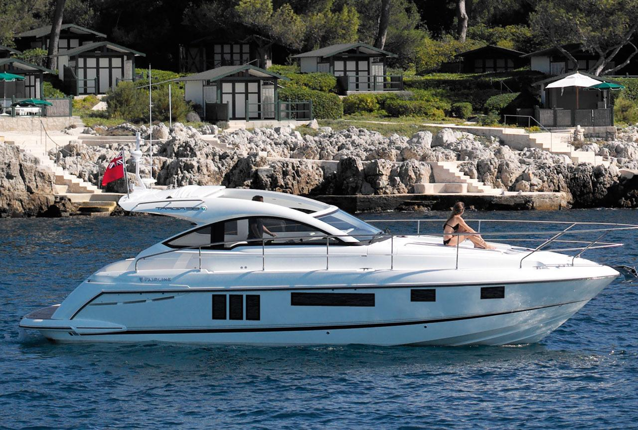 Manufacturer Provided Image: Fairline Targa 38 Open