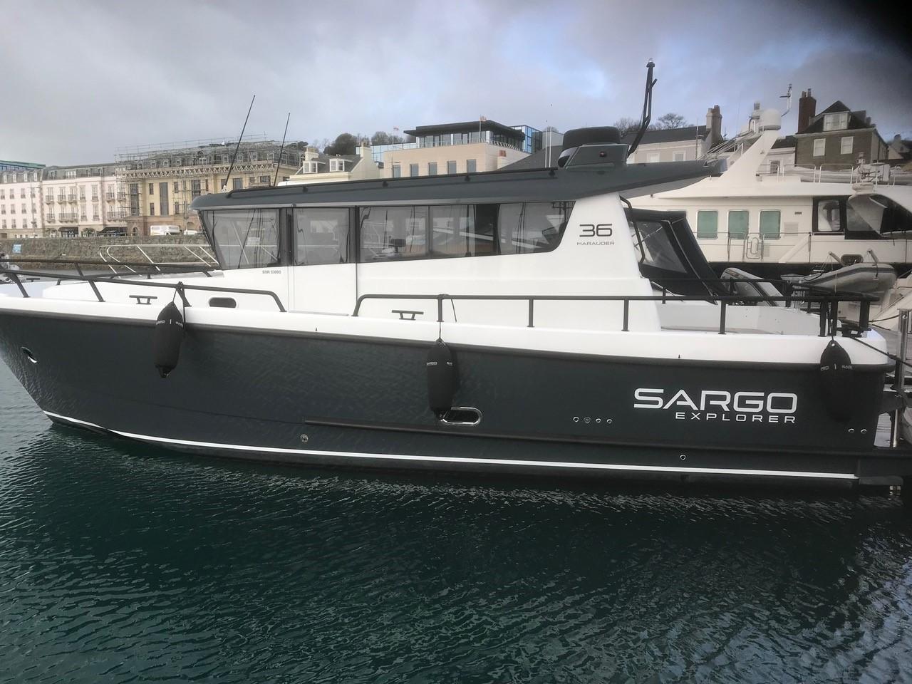 Sargo 36 Explorer for sale